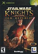 jaquette Xbox Star Wars Knights Of The Old Republic