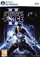 jaquette PC Star Wars Le Pouvoir De La Force II