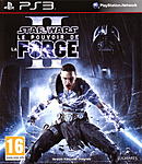 jaquette PlayStation 3 Star Wars Le Pouvoir De La Force II