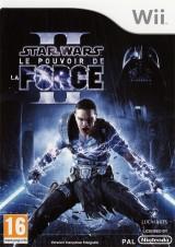 jaquette Wii Star Wars Le Pouvoir De La Force II