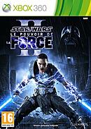 jaquette Xbox 360 Star Wars Le Pouvoir De La Force II