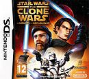 jaquette Nintendo DS Star Wars The Clone Wars Les Heros De La Republique