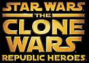 jaquette PlayStation 2 Star Wars The Clone Wars Les Heros De La Republique