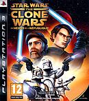 jaquette PlayStation 3 Star Wars The Clone Wars Les Heros De La Republique