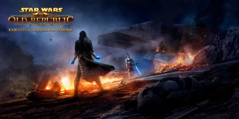 Star Wars : The Old Republic : Knights of the Eternal Throne