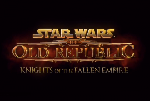Star Wars : The Old Republic : Knights of the Fallen Empire