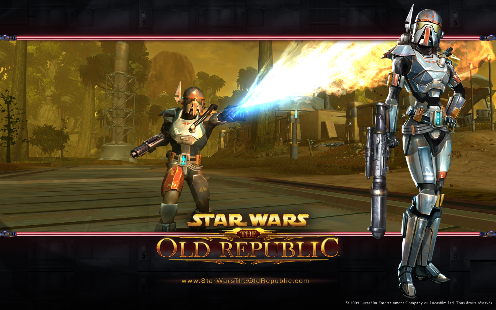 wallpapers fond decran pour star wars the old republic