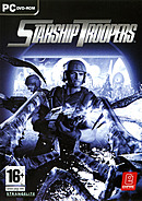 jaquette PC Starship Troopers