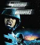 jaquette PlayStation 2 Starship Troopers