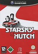 jaquette Gamecube Starsky Hutch