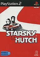 jaquette PlayStation 2 Starsky Hutch