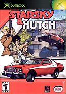 jaquette Xbox Starsky Hutch