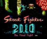 jaquette Wii U Street Fighter 2010 The Final Fight