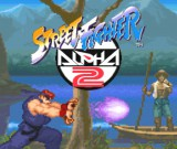 jaquette Wii U Street Fighter Alpha 2