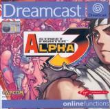 jaquette Dreamcast Street Fighter Alpha 3 Max