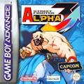 jaquette PlayStation 3 Street Fighter Alpha 3 Upper