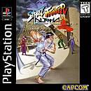 jaquette PlayStation 1 Street Fighter Alpha Warriors Dreams