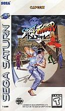 jaquette Saturn Street Fighter Alpha Warriors Dreams