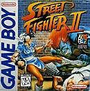 jaquette Gameboy Street Fighter II