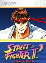 jaquette Xbox 360 Street Fighter II