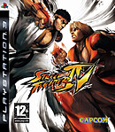 jaquette PlayStation 3 Street Fighter IV