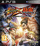 jaquette PlayStation 3 Street Fighter X Tekken