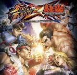 jaquette iOS Street Fighter X Tekken