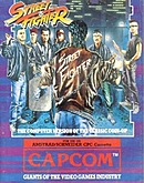 jaquette Amstrad CPC Street Fighter