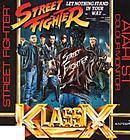 jaquette Atari ST Street Fighter