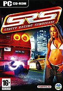 jaquette PC Street Racing Syndicate