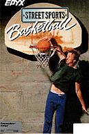 jaquette Amiga Street Sports Basketball