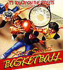 jaquette Amstrad CPC Street Sports Basketball