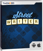 jaquette iOS Street Writer