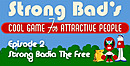 jaquette Wii Strong Bad s Cool Game For Attractive People Episode 2 Strong Badia The Free
