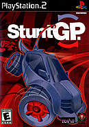 jaquette PlayStation 2 Stunt GP