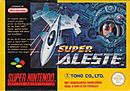 jaquette Super Nintendo Super Aleste