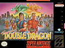 jaquette Super Nintendo Super Double Dragon