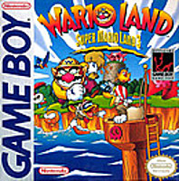 Super Mario Land 3 Wario Land Gameboy 02019955