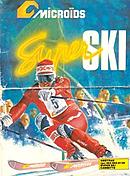 jaquette Amstrad CPC Super Ski