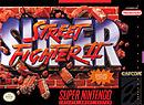 jaquette Super Nintendo Super Street Fighter II The New Challengers