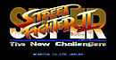 jaquette Wii Super Street Fighter II The New Challengers