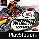 jaquette PlayStation 1 Supercross 2000