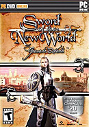 jaquette PC Sword Of The New World