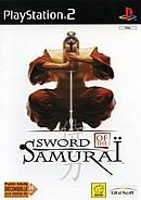 jaquette PlayStation 2 Sword Of The Samurai