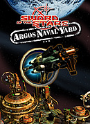 jaquette PC Sword Of The Stars Argos Naval Yard