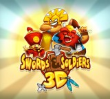 jaquette Nintendo 3DS Swords Soldiers