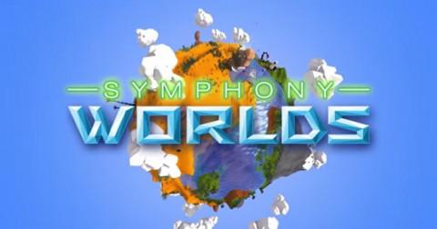 jaquette PC Symphony Worlds