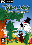 jaquette PC Tabaluga Sauve Le Monde Vert