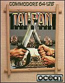 jaquette Commodore 64 Tai Pan