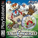 jaquette PlayStation 1 Tail Concerto